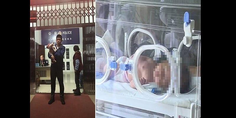 Photo de Chine: voulant désespérément un fils, il vend sa fille à des étrangers