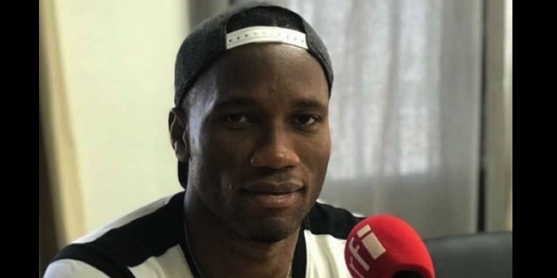 Photo de Football: Didier Drogba futur entraineur? L'ancien footballeur répond!