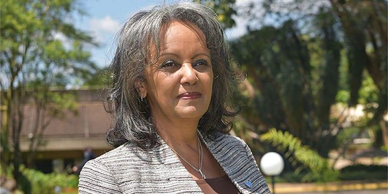 Photo de Éthiopie: une femme présidente pour la première fois