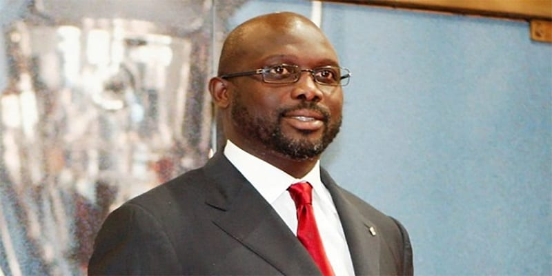 Photo de Liberia: George Weah annonce la gratuité pour le premier cycle universitaire
