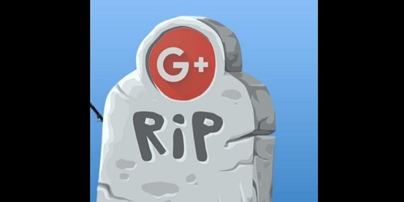 Photo de Google annonce la fermeture de Google+ à cause d'une faille de sécurité