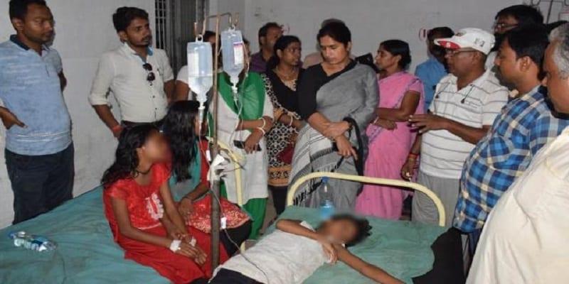 Photo de Inde: 36 écolières battues pour avoir résisté au harcèlement sexuel