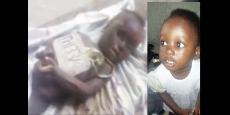 Photo de Nigeria: Les yeux d'un enfant décédé volés dans une morgue