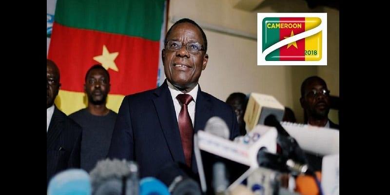 Photo de Cameroun: Le candidat Maurice Kamto se déclare vainqueur de l'élection présidentielle (vidéo)