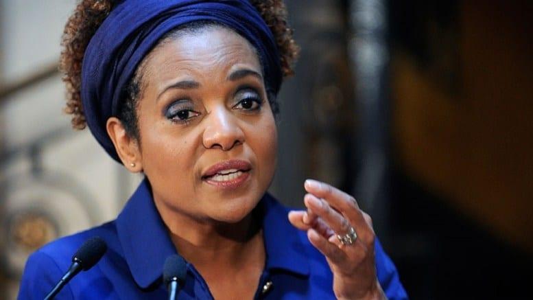 Photo de Société : Michaëlle Jean, ex secrétaire de la Francophonie en colère !