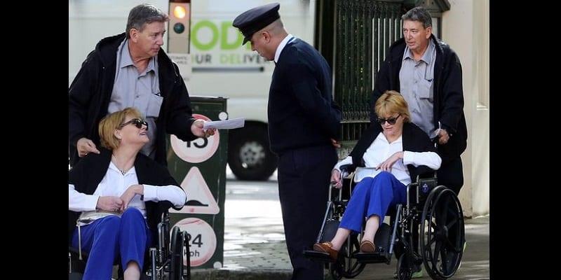 Photo de Angleterre: La demi-sœur de Meghan Markle interdite d'entrer au Palais par la sécurité (photos)