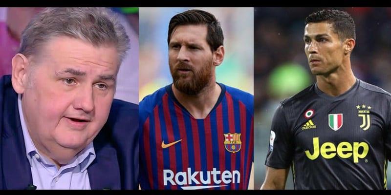 Photo de Ballon d'Or 2018: L'avis de Pierre Ménès sur Messi et Ronaldo