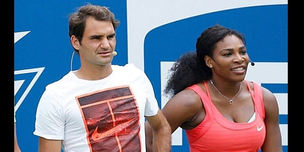 Photo de Tennis: Serena Williams jouera contre Roger Federer
