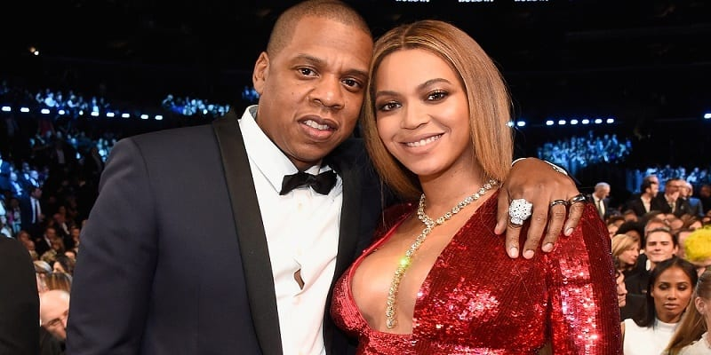 "Photo de Brit Awards 2019: Beyoncé et Jay-Z ""s'inclinent"" devant la reine Meghan Markle-Photo"