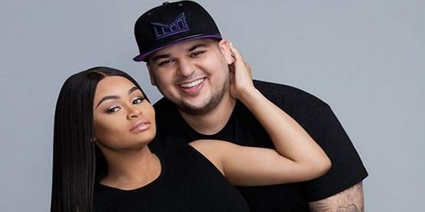 Photo de People-Rob Kardashian et Blac Chyna: vers la réconciliation du couple?