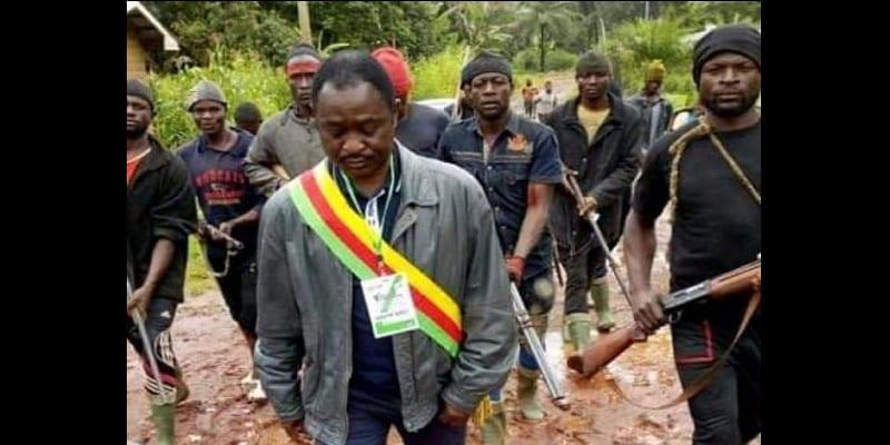 Photo de Cameroun: Le maire de Kumbo enlevé par les sécessionnistes
