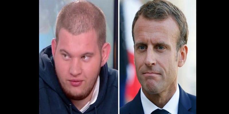 Photo de France : Le jeune chômeur qui a interpellé Macron a enfin trouvé un emploi