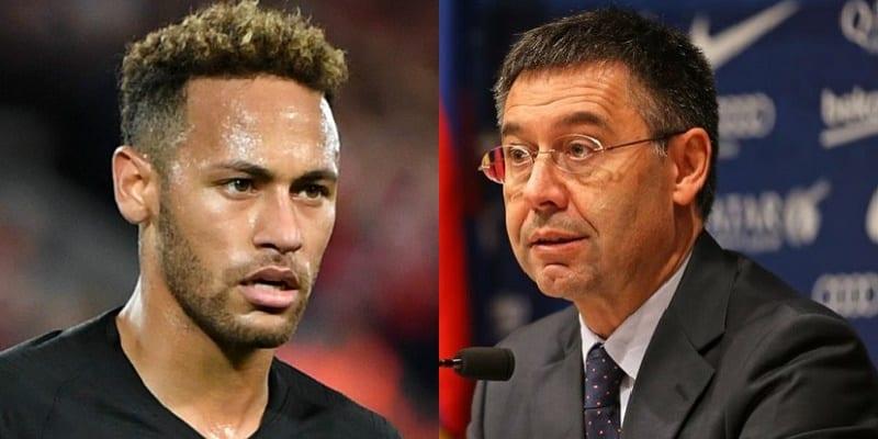 Photo de Football: Un retour de Neymar au Barça? Le président Bartomeu réagit