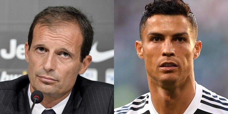 Photo de Juve: Sanction de Ronaldo, la surprenante réaction de son entraîneur