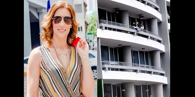 Photo de Horreur: Une femme fait une chute mortelle du 27e étage en prenant un selfie (vidéo)