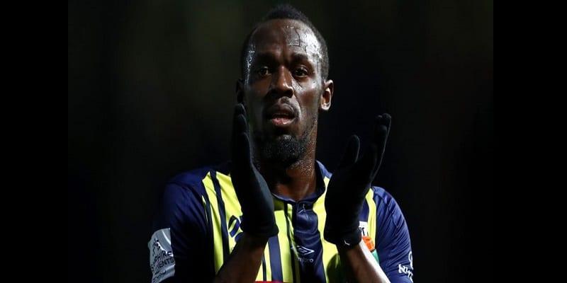 Photo de Football: Usain Bolt décline l'offre d'un contrat professionnel