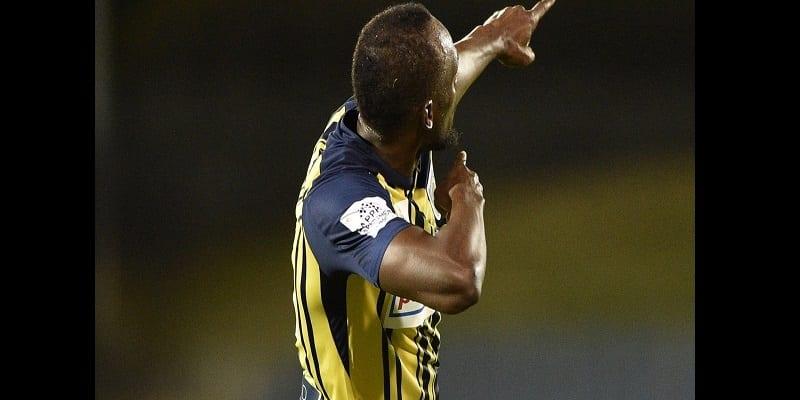 Photo de Australie: Usain Bolt inscrit un doublé pour sa première titularisation (vidéo)