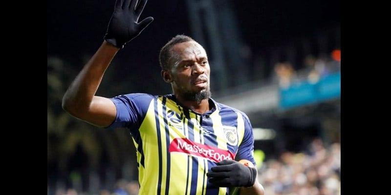 Photo de Football: Les Central Coast Mariners mettent fin à la période d'essai d'Usain Bolt