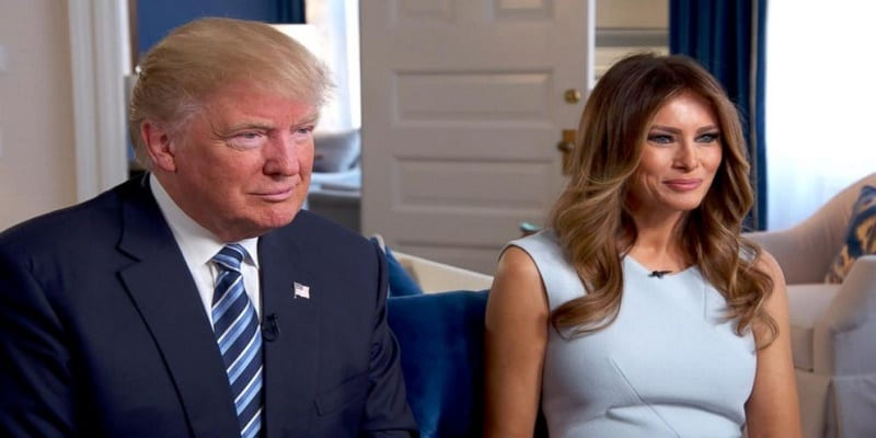 Photo de USA: Est-il facile d'être l'épouse de Donald Trump ? Le  président répond !