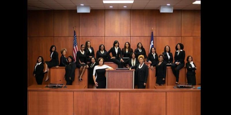 Photo de États-Unis/record historique: 17 femmes noires élues juges auTexas