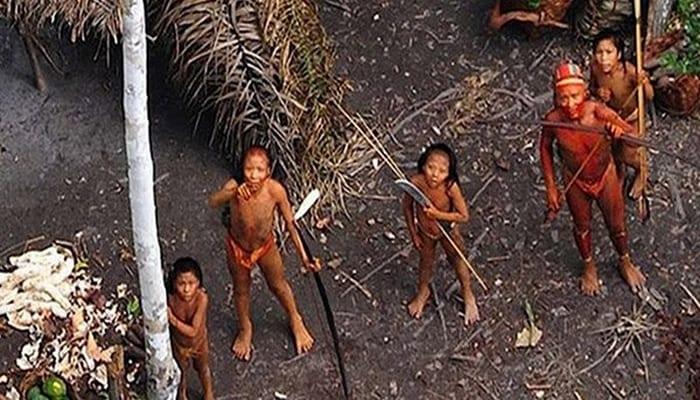 Photo de Un missionnaire américain criblé de flèches par la tribu la plus isolée au monde