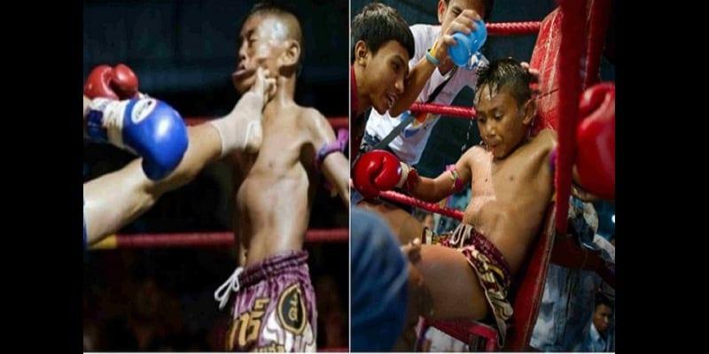 Photo de Thaïlande: Un jeune boxeur de 13 ans meurt sur le ring (photos)