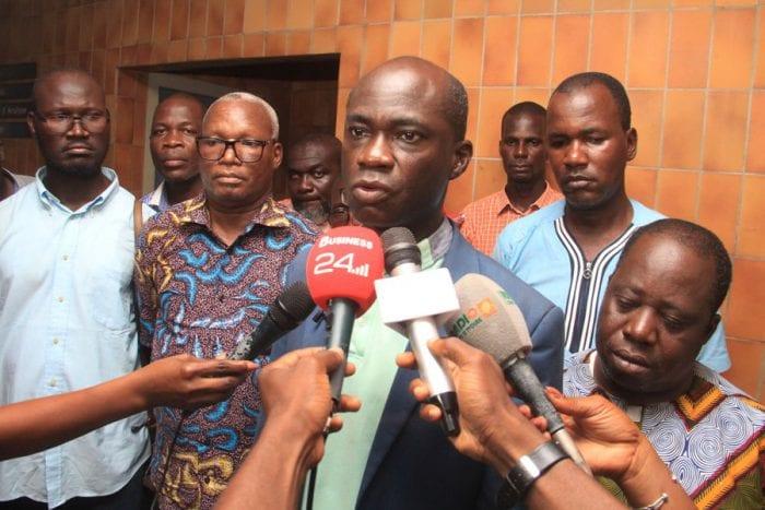 Photo de Côte d'Ivoire : Les agents de santé suspendent leur mot d'ordre de grève