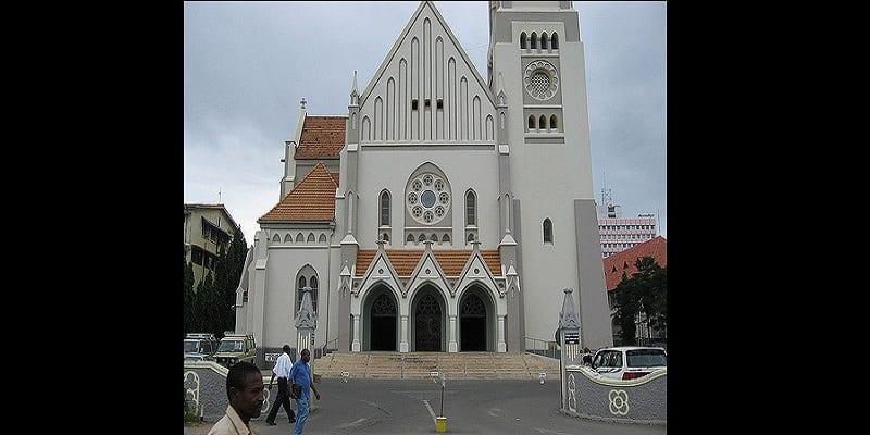 Photo de Angola: 34 églises fermées par les autorités du pays