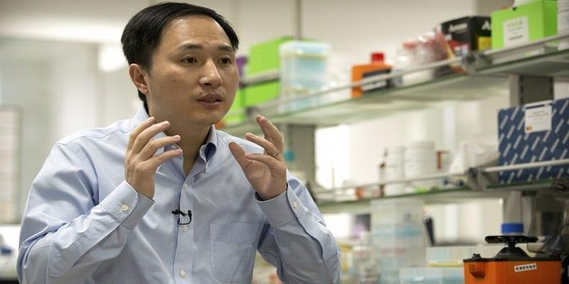 """Photo de Chine-Polémique: un chercheur affirme avoir créé des bébés génétiquement """"édités"""""""