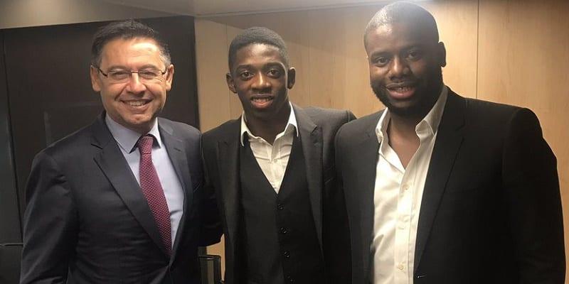 Photo de Affaire Dembélé : Moussa Sissoko son agent apporte quelques précisions