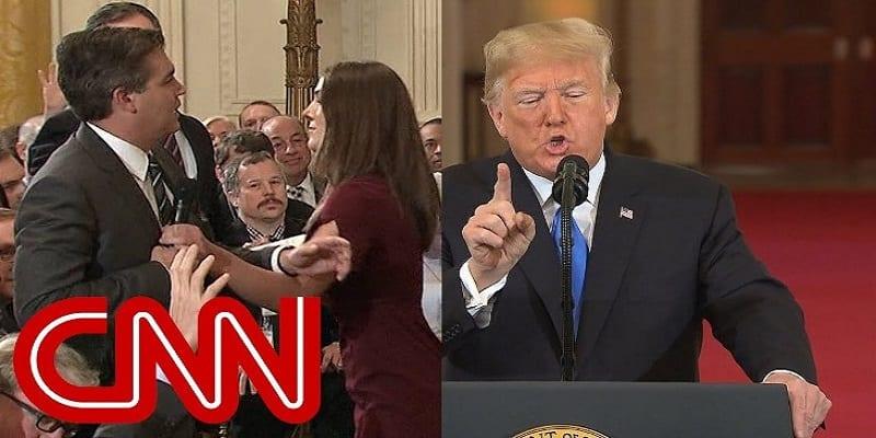 Photo de USA: CNN assigne l'administration Trump en justice