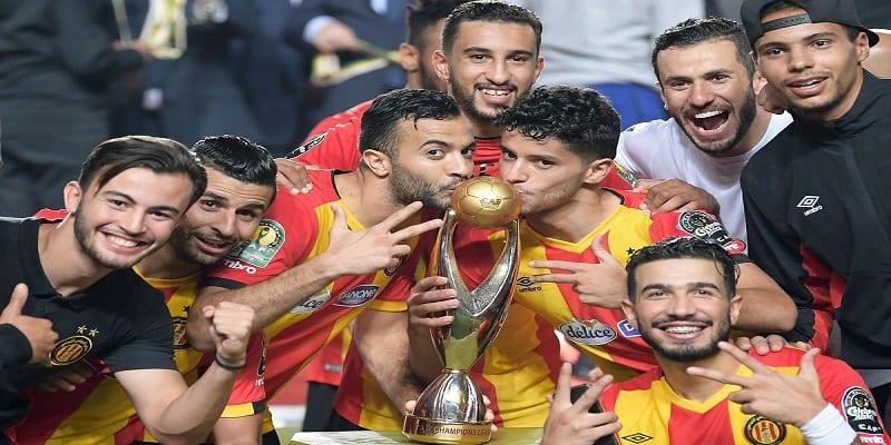 Photo de LDC Afrique : L'Espérance de Tunis remporte le trophée face à Al Ahly