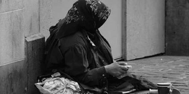 Photo de Chine: une mendiante de 79 ans exposée en tant qu'une femme riche