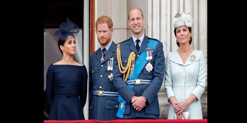 Photo de Meghan Markle et Harry s'éloignent définitivement de William et Kate Middleton