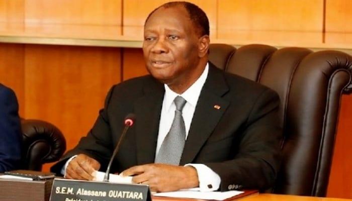Photo de Côte d'Ivoire: Les propos d'Alassane Ouattara créent une polémique