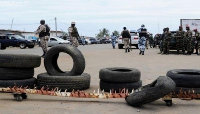 Photo de Côte d'Ivoire: Un faux douanier arrêté avec un pistolet, des munitions et de la drogue