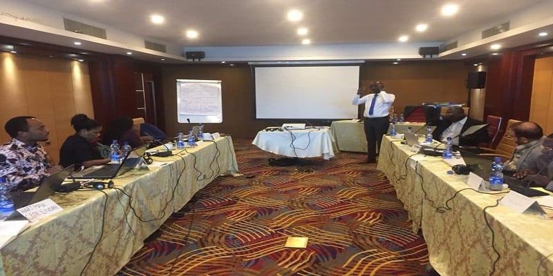 Photo de Médias: L'Union Africaine forme les journalistes sur le développement des Infrastructures