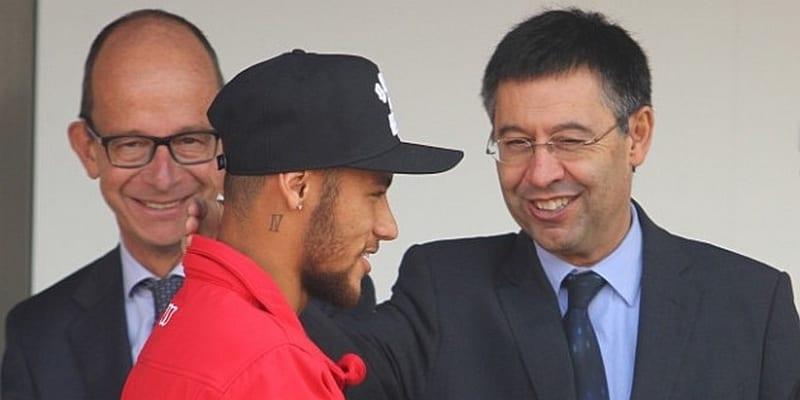 Photo de Football: Deux conditions pour le retour de Neymar au FC Barcelone