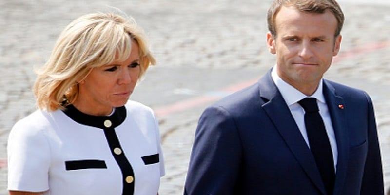 Photo de France: Un rappeur insulte Brigitte Macron. L'Élysée prend une décision radicale!