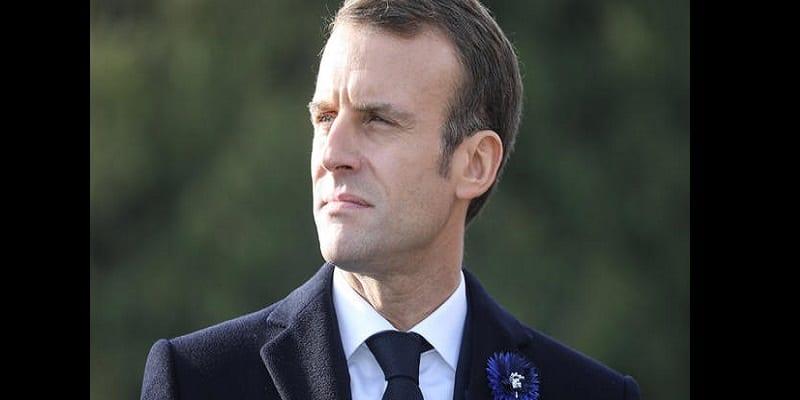 Photo de Emmanuel Macron : « Je veux transformer les colères en solutions »