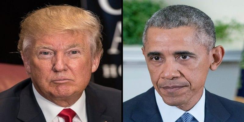 Photo de USA: Barack Obama met en garde Donald Trump