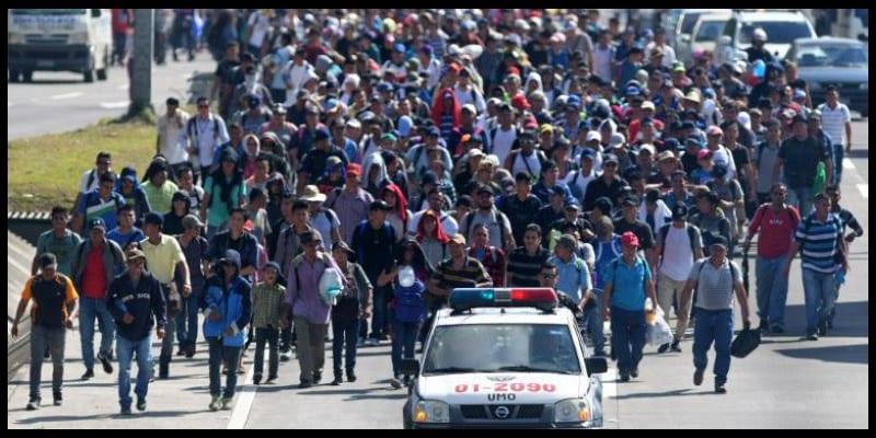 Photo de USA: Cette condition pour laquelle l'armée pourrait tirer sur les migrants