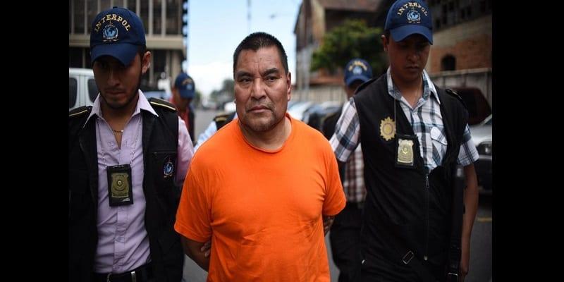 Photo de Guatemala: Un ancien soldat condamné à 5 160 ans de prison