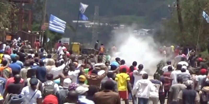 Photo de Cameroun: Violent affrontement entre séparatistes anglophones et l'armée