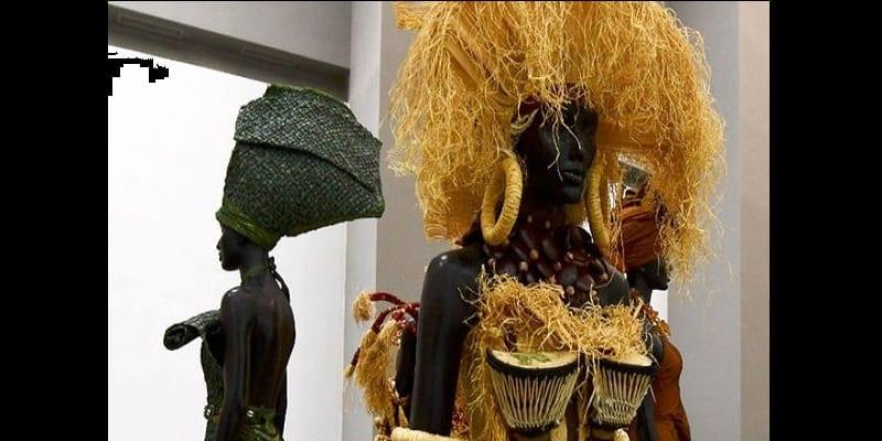Photo de Sénégal: Inauguration du musée des civilisations noires à Dakar (photos)