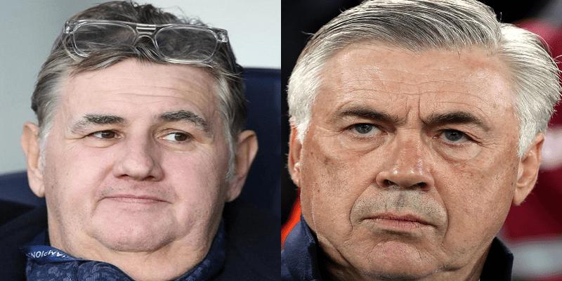 Photo de Racisme : Avertissement d'Ancelotti, Pierre Ménès juge cette sortie inutile