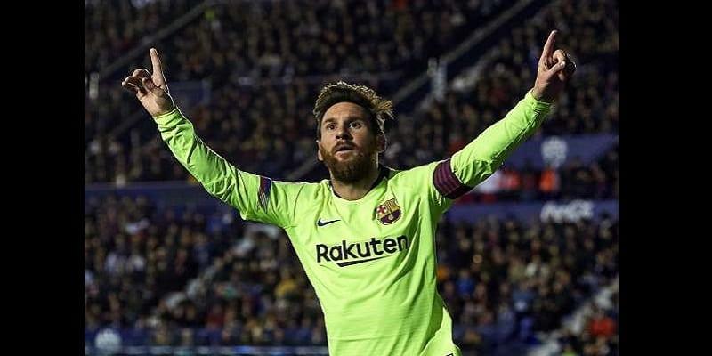 Photo de Lionel Messi devient le premier joueur à battre ce record en 2018
