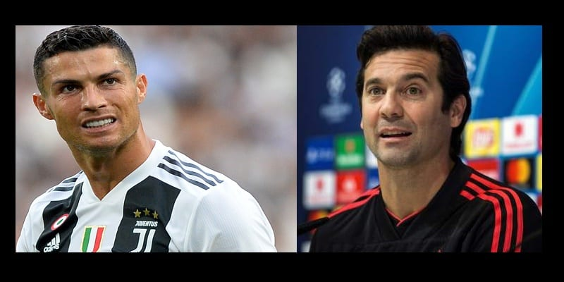 Photo de Ronaldo lance une pique aux joueurs du Réal Madrid, Solari réagit