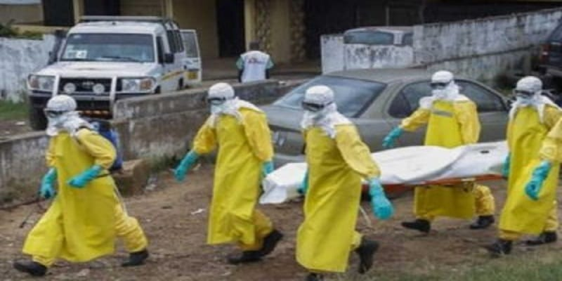 Photo de RDC: 24 patients atteints d'Ebola s'échappent d'un centre de traitement