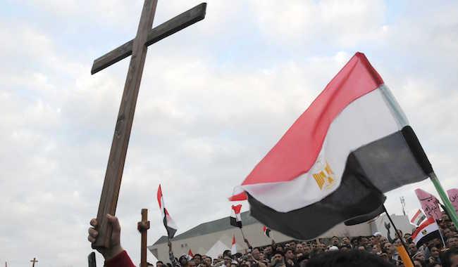 """Photo de Egypte : La mention """"religion"""" sur la carte d'identité est source de danger"""